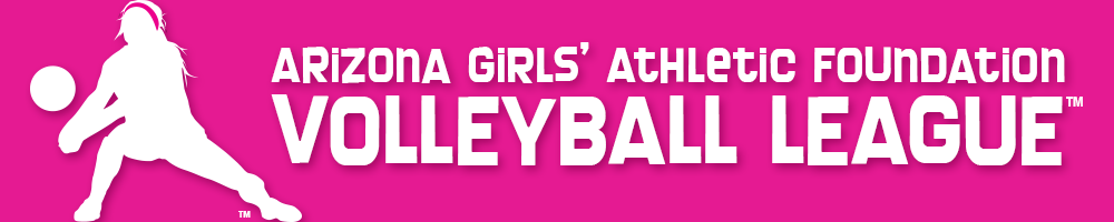 Arizona Girls Athletic Foundation, Volleyball, Set, Court