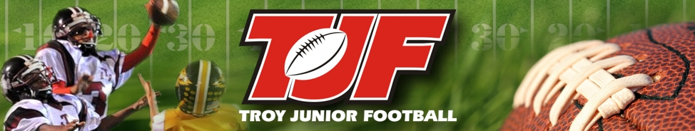 Troy Junior Football, Inc., Football, Touchdown, Field