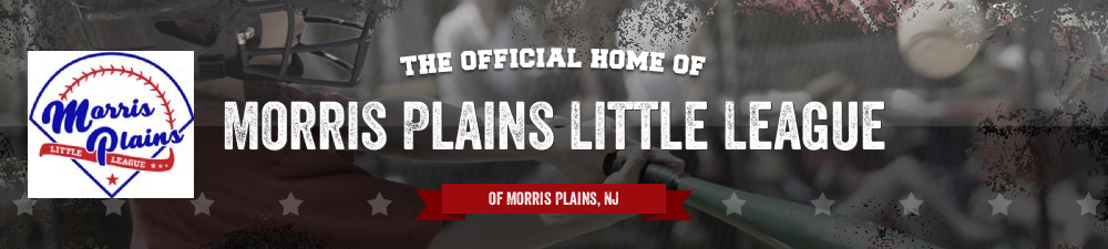 Morris Plains Little League, Baseball, Run, Community Park