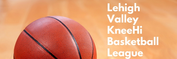 Lehigh Valley Knee-Hi Basketball League, Basketball, Point, Courts