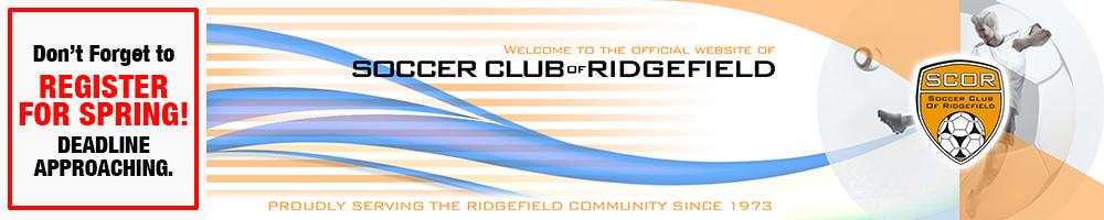 Soccer Club of Ridgefield, Soccer, Goal, Field