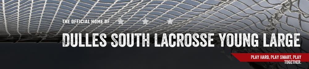 Dulles South Lacrosse, Lacrosse, Goal, Field