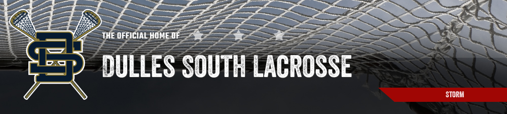 Dulles South Lacrosse, Lacrosse, Goal, Field