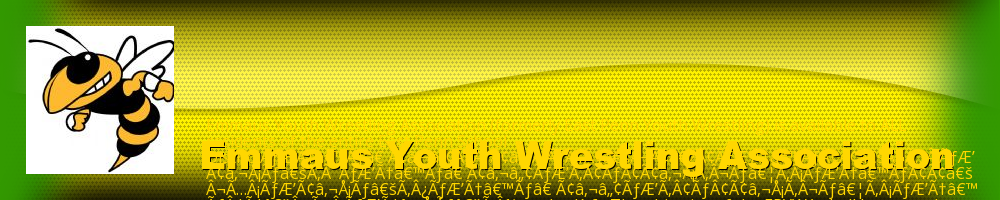 Emmaus Youth Wrestling Association, Wrestling, , Facilities
