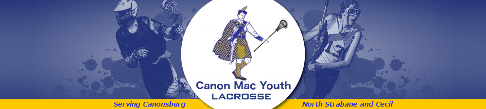 Canon Mac Youth Lacrosse Association, Lacrosse, Goal, Field