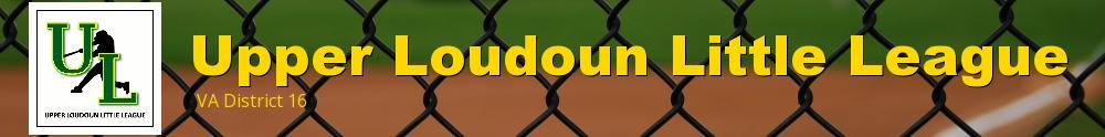 Upper Loudoun Little League, Baseball, Run, Field