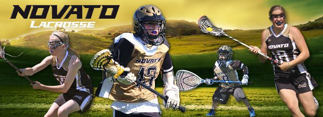Novato Lacrosse Club, Lacrosse, Goal, Field