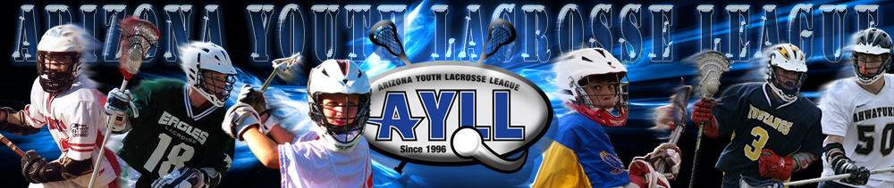 Arizona Youth Lacrosse League, Lacrosse, Goal, Field