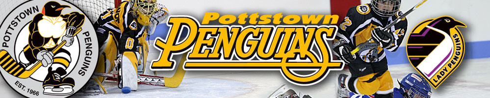 Pottstown Penguins, Hockey, Goal, Rink