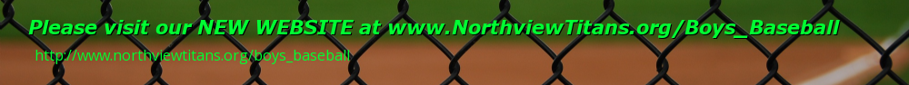 Northview Titans Baseball, Baseball, Run, Field