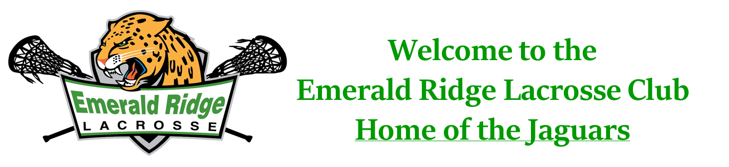 Emerald Ridge Lacrosse Club, Lacrosse, Goal, Field