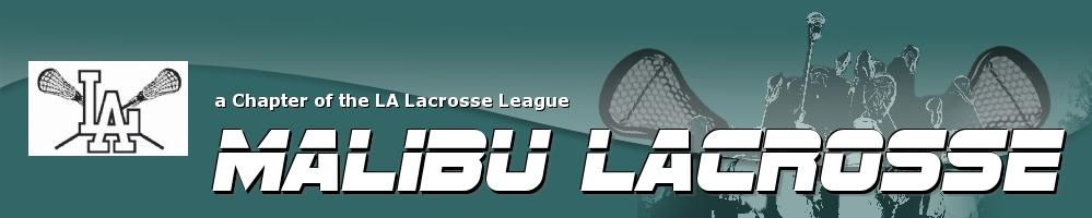 Malibu Lacrosse , Lacrosse, Goal, Field