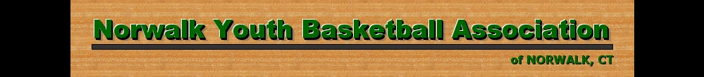 Norwalk Youth Basketball Association, Basketball, Point, Court