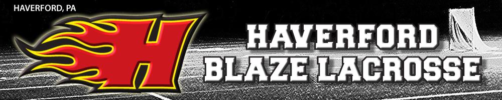 Haverford Blaze Lacrosse, Lacrosse, Goal, Field