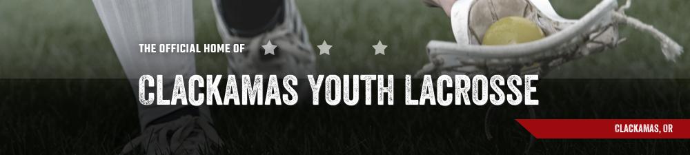 Clackamas Youth Lacrosse, Inc., Lacrosse, Goal, Field