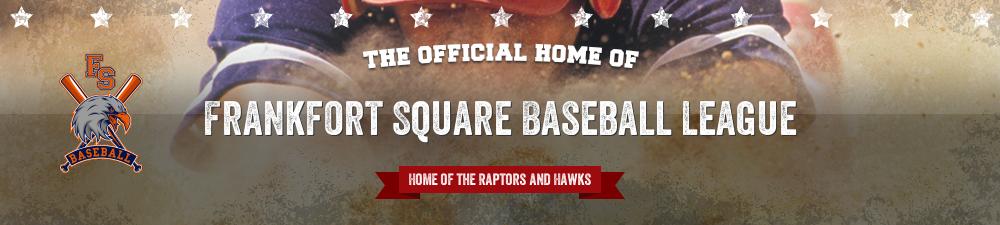 Frankfort Square Baseball League, Baseball, Run, Field