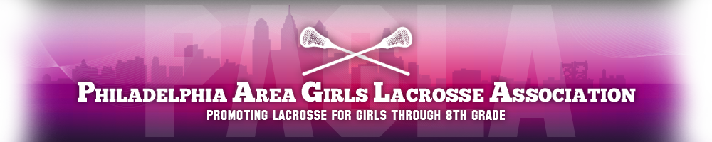 Philadelphia Area Girls Lacrosse Association, Lacrosse, Goal, Field