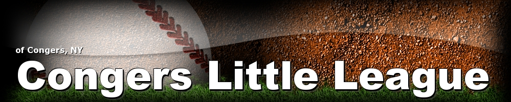 Congers Little League, Baseball, Run, Field