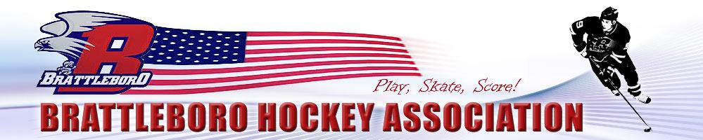 Brattleboro Hockey Association, Hockey, Goal, Rink