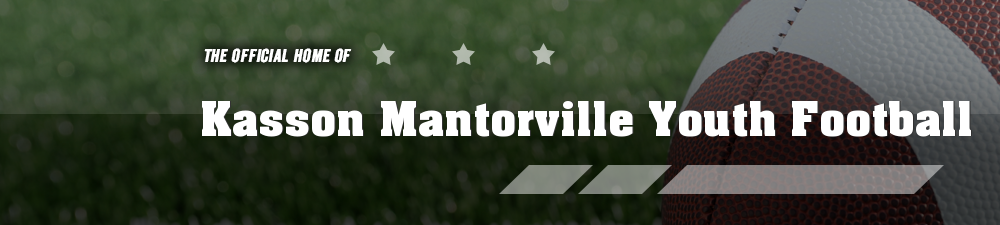 Kasson Mantorville Youth Football Association, Football, Touchdown, Field