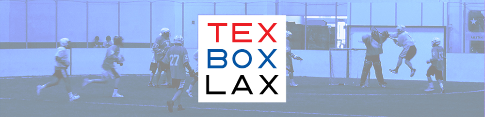 Texas Box Lacrosse Association, Lacrosse, Goal, Field