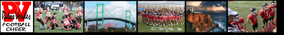 Palos Verdes Pop Warner Football and Cheer, Football, Goal, Field