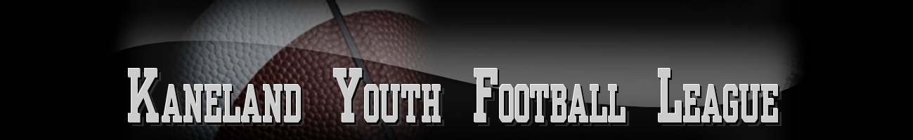Kaneland Youth Football League, Football, Touchdown, Field