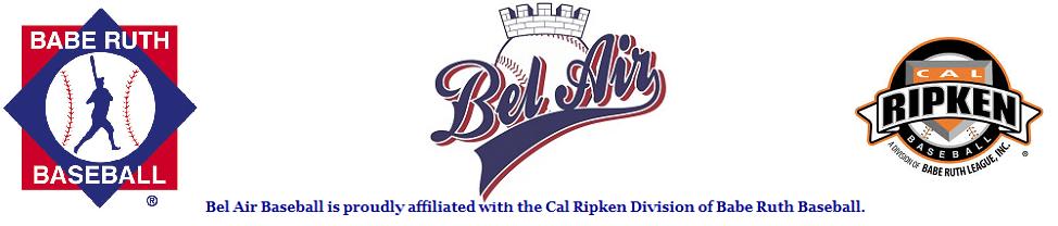 Bel Air Baseball, Baseball, Run, Field
