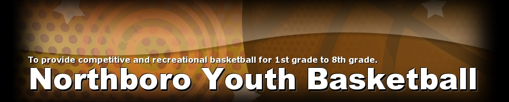 Northborough Youth Basketball Association, Basketball, Point, Court