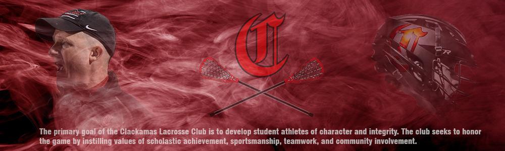 Clackamas Lacrosse, Lacrosse, Goal, Field