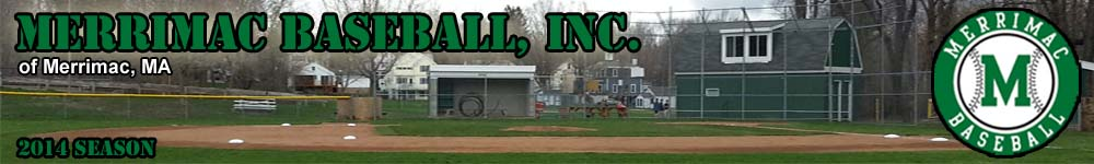 Merrimac Baseball, Inc., Baseball, Run, Field