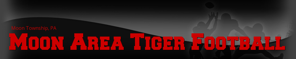 Moon Area Tiger Football, Football, Goal, Field
