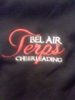 Bel Air Cheerleading, Cheerleading