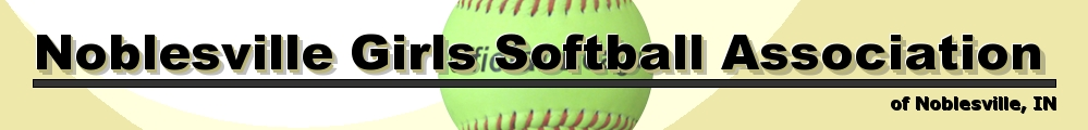 Noblesville Girls Softball Association, Softball, Run, Field