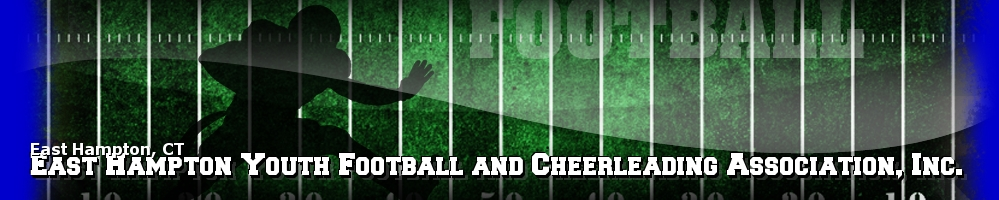EH Youth Football and Cheerleading Association, Inc., Football, Goal, East Hampton Middle School