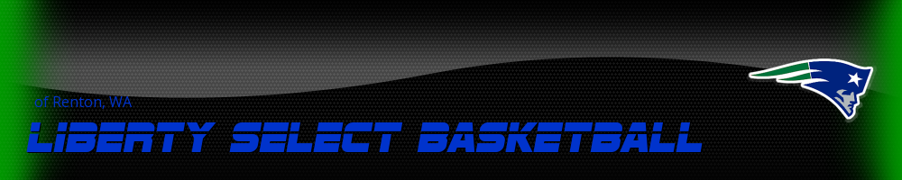 Liberty Select Basketball Association, Basketball, Point, Court