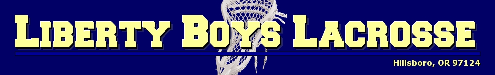 Liberty Falcons Boys Lacrosse, Lacrosse, Goal, Field