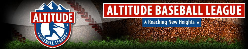 Altitude Baseball, Baseball, Run, Field