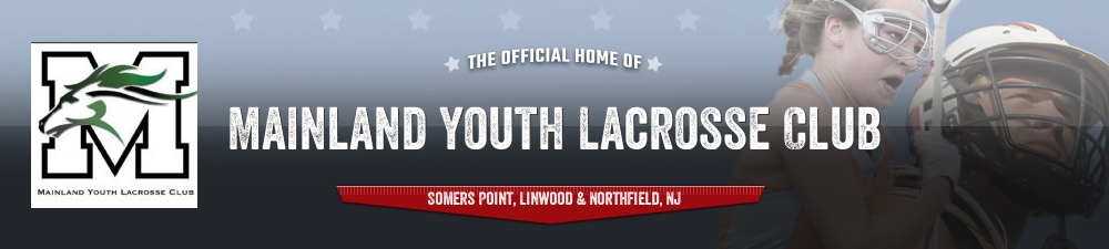 Mainland Youth Lacrosse Club, Lacrosse, Goal, Field