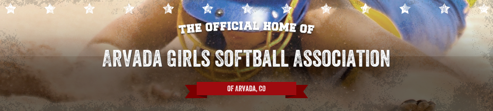 Arvada Girls Softball Association, Softball, Run, Field