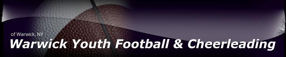 Warwick Youth Football & Cheerleading, Football, Score, Field