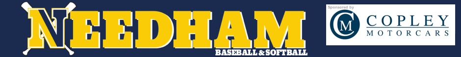 Needham Baseball and Softball, Baseball, Run, Field