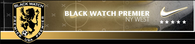 Black Watch NY West Soccer Club, Soccer, Goal,