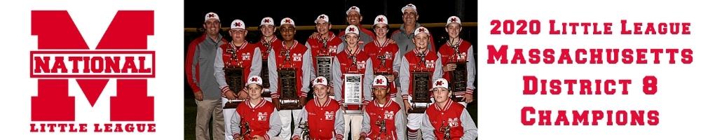 Milton National Little League, Baseball, Run, Field