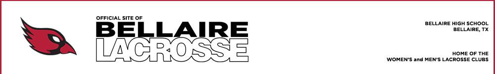 Bellaire Lacrosse, Lacrosse, Goal, Field