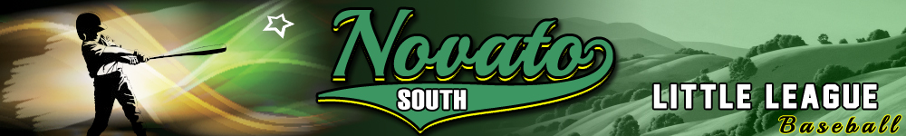 Novato South Little League, Baseball, Run, Field