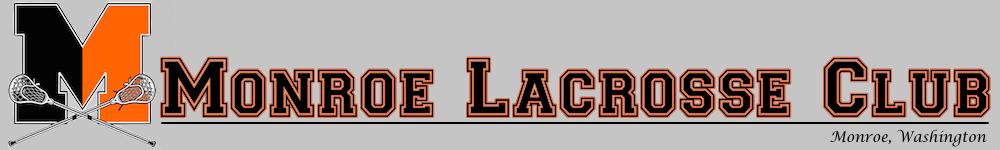 Monroe Lacrosse Club, Lacrosse, Goal, Field