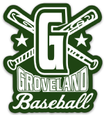 Groveland Baseball League, Baseball