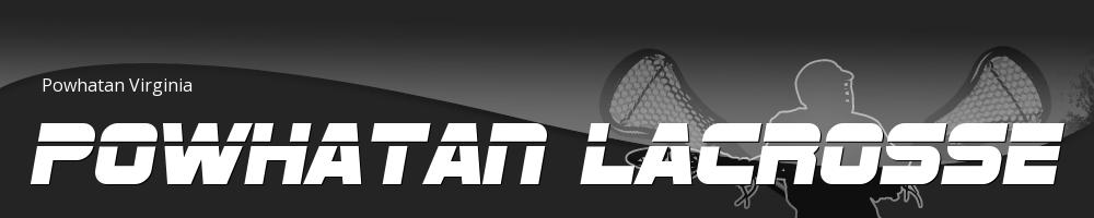 Powhatan Lacrosse, Lacrosse, Goal, Field