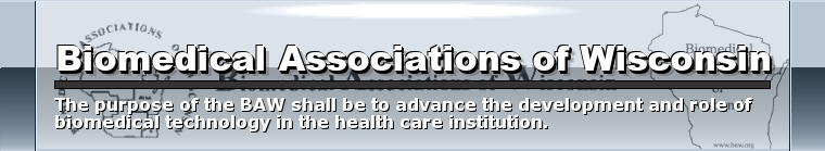 Biomedical Associations of Wisconsin, Association, Education, Hospital